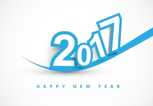 2017-happy-new-year-greeting-card-vector